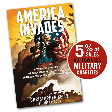 Buy the book  America Invades