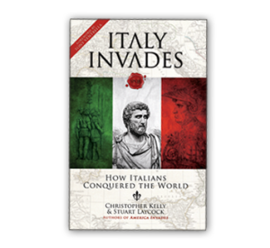 NEW! Italy Invades now available for pre-order.